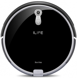 ILIFE A8 Staubsaugroboter mit Kamera zur systematischen Reinigung