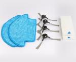 Reinigungs Set für Dibea D960 (Pad, Seitenbürsten, Filter)