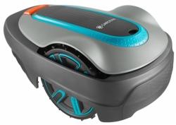 Gardena SILENO City 500 (Modell 2020) Rasenmähroboter mit hoher Intelligenz beim Mähen