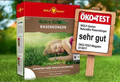 Robo Rasen Bio Spezial Langzeitdünger Von Wolf Spezialdünger