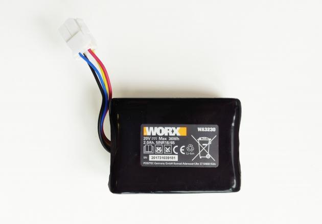 Produktbild Akku Li-Ion Worx Landroid S300 Rasenmähroboter