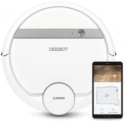 Deebot D900 Staubsaugroboter mit Lasernavigation und App