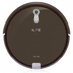 ILIFE A8 (mocca brown) Staubsaugroboter mit Kamera zur systematischen Reinigung inkl. 14 Tage Testzeitraum