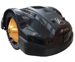 Ambrogio L85 Evolution Black mit App inkl. professioneller Draht-Verlegung
