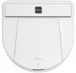 ULTRA-FLACH: Dibea D850 Staubsaugroboter mit Wischen inkl. 14 Tage Testzeitraum
