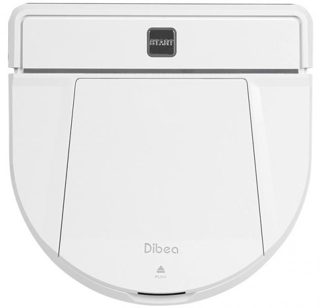 Dibea D850 Staubsaugroboter 4