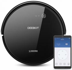 Deebot D601 Staubsaugroboter mit systematischer Reinigung & App