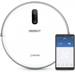 Deebot D710 Saugroboter mit systematischer Reinigung & Kamera inkl. 14 Tage Testzeitraum