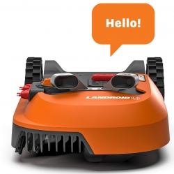 Worx Landroid M500 Rasenmähroboter mit App & Kantenschnitt