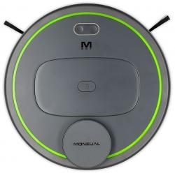 Moneual MBOT900 Saugroboter mit Lasermapping-Navigation & App