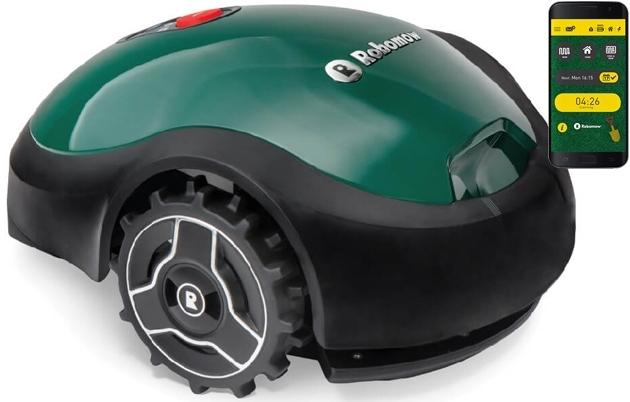 Robomow RX50 Rasenmähroboter 5