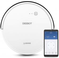 Deebot D600 Staubsaugroboter mit systematischer Reinigung & App