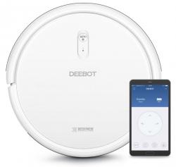 Deebot N79T automatischer Staubsaugroboter mit App für IOS u. Android