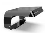 Aluminium & Edelstahl (schwarz) Garage für Landroid & Kress