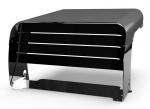 Aluminium & Edelstahl (schwarz) Garage für Worx Landroid
