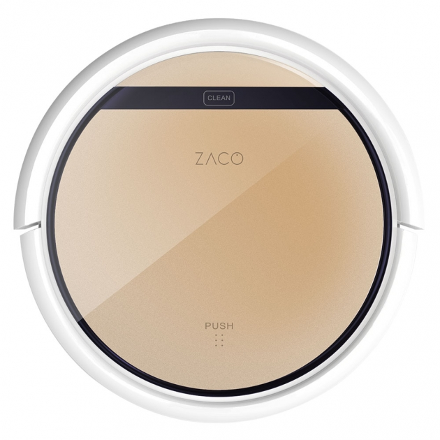 ZACO V5s Pro Saug- Wischroboter 2