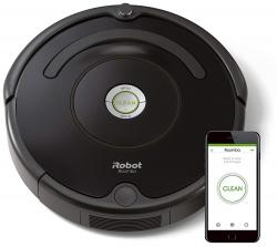 Roomba 671 Staubsaugroboter mit App und hoher Intelligenz