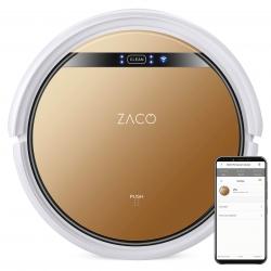 ZACO V5x Wischroboter & Saugroboter mit App und Lithium Ionen Akku