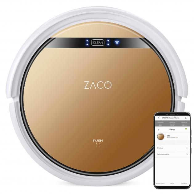 ZACO V5x front app