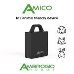Ambrogio Amico (schützt ihr Haustier vor dem Mähroboter)