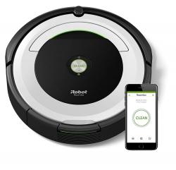 PREIS-HAMMER: Roomba 691 Staubsaugroboter mit App und hoher Intelligenz