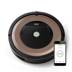 SUPER-PREIS: iRobot Roomba 895 Saugroboter mit App für Tierhaare mit hoher Intelligenz