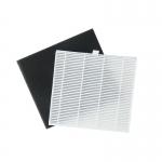 Feinstaubfilter (2 Stück) mit Filterschutz für ILIFE / ZACO V80 u. V85