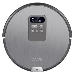 ZACO V80 Wisch- Saugroboter mit Navigation und intelligenter Reinigung