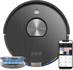 ZACO A10 Saug-Wischroboter mit Lasermapping und Navigation