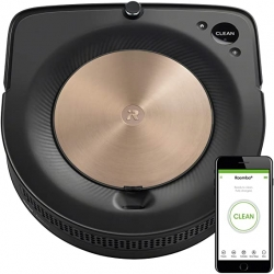 iRobot Roomba s9 Staubsaugroboter mit App und systematischer Reinigung