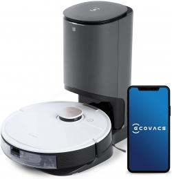 Ecovacs Deebot OZMO T8 Plus Saug-Wischroboter mit Navigation & App