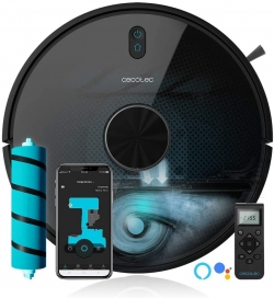 Cecotec Conga 5090 Saug-Wischroboter mit Lasernavigation & App