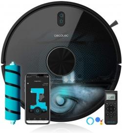 Cecotec Conga 5490 Saug-Wischroboter mit Lasernavigation & App