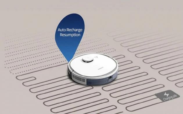 Deebot N3 Navigation