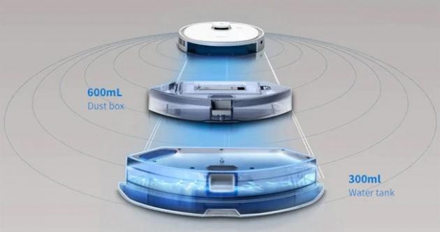 Deebot N3 Wassertank
