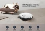 Ecovacs Deebot N3 MAX übersicht