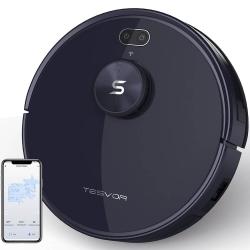 Tesvor S6 Saug-Wischroboter mit Lasernavigation & App