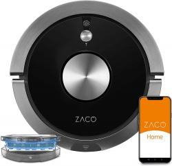 ZACO A9s Pro Staubsaugroboter mit Wischfunktion und Navigation