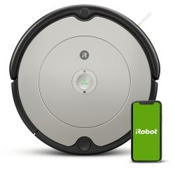 iRobot Roomba 698 Staubsaugroboter mit App