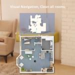 Bild 9: Tesvor T8 Staubsauger Roboter mit App und Raumerkennung