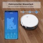 Bild 7: Tesvor X500 Pro Saug-Wischroboter mit App & systematischer Reinigung