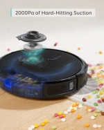 Bild 1: Eufy RoboVac G30 intelligenter Saugroboter mit Navigation & App