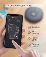 Bild 2: Eufy RoboVac G30 intelligenter Saugroboter mit Navigation & App