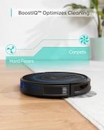 Bild 3: Eufy RoboVac G30 intelligenter Saugroboter mit Navigation & App