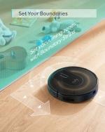 Bild 5: Eufy RoboVac G30 intelligenter Saugroboter mit Navigation & App