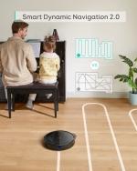 Bild 6: Eufy RoboVac G30 intelligenter Saugroboter mit Navigation & App