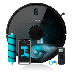 Cecotec Conga 6090 Ultra Saug-Wischroboter mit Lasernavigation & App