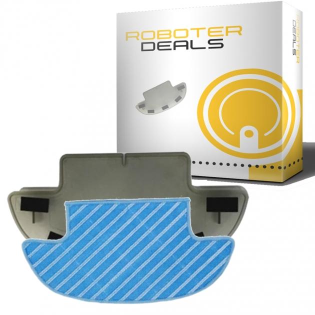 Wischhalterung mit Pad für den Ecovacs Deebot Slim 1 und 2