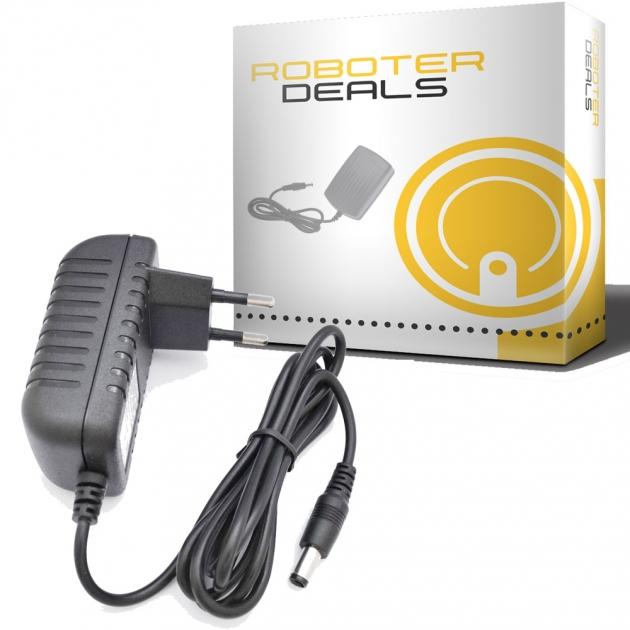 Netzteil mit Stromkabel für Ecovacs Deebot Mini, Slim, M8 Serie, R9 Seri