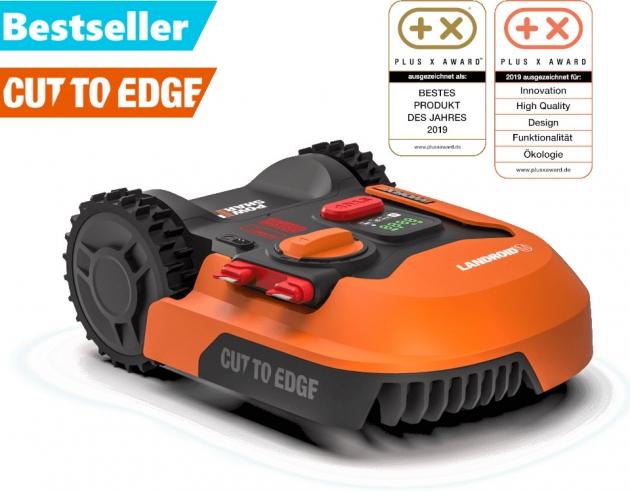 Worx Landroid M500 2.0